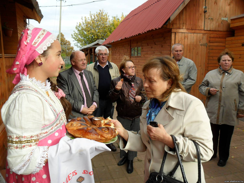 Встреча молодоженов хлеб соль поздравления